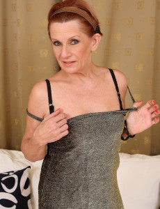58 Year Old Milf Lucy Can't Get Enough of Her  Older  All  All  All Natural  Hoo Ha