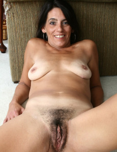 Wife displaying pussy