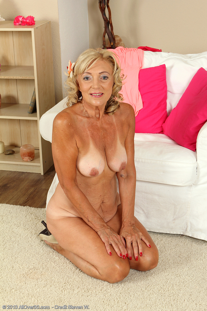 65 year old nude woman