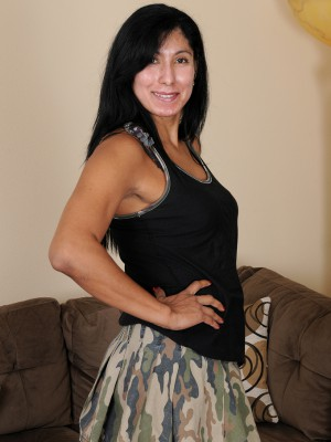 Exotic and  Older Estrella Jane Stretching Her Company Ass Open Open