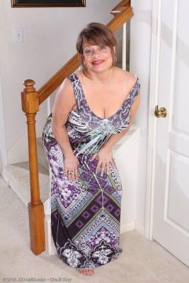 Pretty milf with big ass in leggings la merced nalgona - 2 part 9