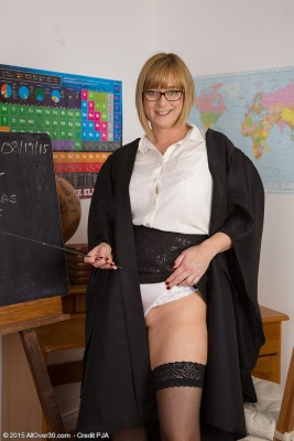 Insane Professor April Shows You a Lesson You'll Remember…or else