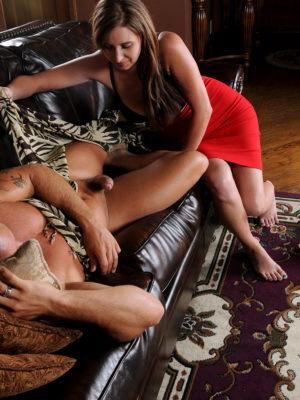 Alice Chambers Smashes Her Sleeping Man